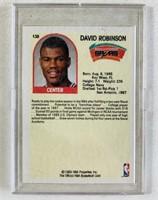 David Robinson #138 NBA Card
