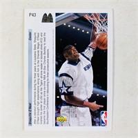 Shaquille O'Neal  P43 NBA card