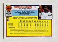 Shaquille O'Neal #362 NBA Card