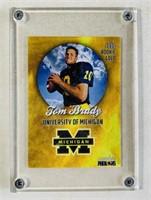 Tom Brady 1999 Rookie Card