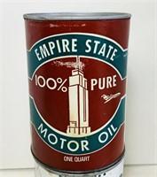 Empire State FULL 1 Quart Motor Oil