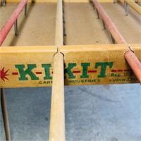 Kikit TK-4 Game w/ball, made in Ludington, MI