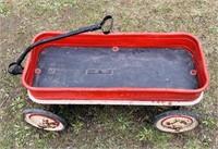 American Red Flyer Wagon, Heavy Duty old wagon