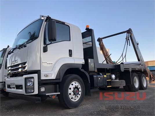 2018 Isuzu FVZ 260-300 Used Isuzu Trucks - Trucks for Sale