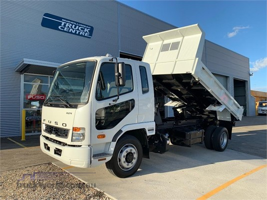 2020 Fuso Fighter 1124 - Trucks for Sale