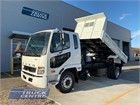 2020 Fuso Fighter 1124 Tipper