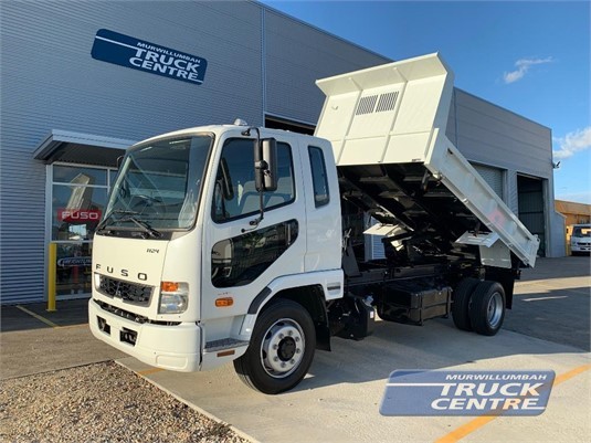 2020 Fuso Fighter 1124 Murwillumbah Truck Centre - Trucks for Sale