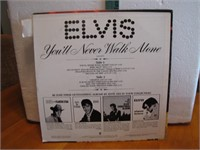 1971 Elvis You'll Never Walk Alone Album