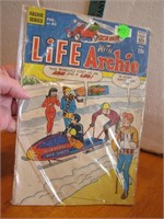 1969 Life with Archie No 82 Comic