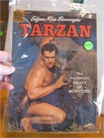 1958 Tarzan The Mysterious Valley of MonstersComic