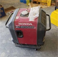 Honda EU3000is inverter