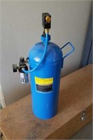 40# capacity soda blaster