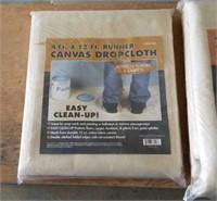 5 drop cloths