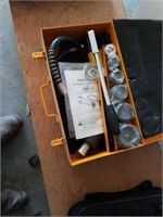 Hydraulic punch driver kit