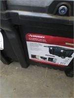 "Husky 37"" job box it has keys"