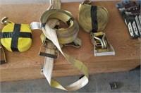 """4-2"""" rachet straps"""