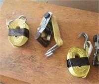 """5 1"""" rachet straps"""