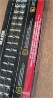 Remote control Led light bar