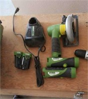 Power smith cordless tools