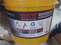 New roofers safety kit.