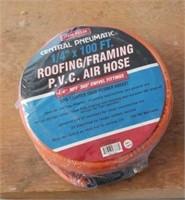 """150' of 3/8"""" air hose"""