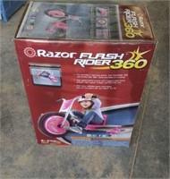Razor flash 360 trike