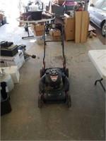 Craftsman 700 lawn mower.  It has compression we