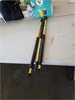 3 adjustable painting  poles