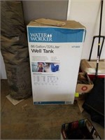 86 gallon well tank