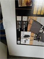 2 cabelas chaise lounge.
