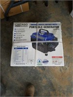 2 hp 2 stroke portable generator. new