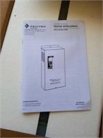 New in box Pentek water pressure control center