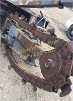 Bobcat Trencher for Skid Steer