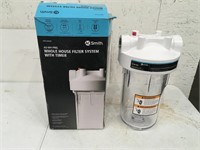 AO Smith Whole House Filter System Open Box