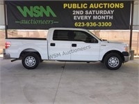 06-05-2020 - ONLINE ONLY VEHICLES & EQIPMENT AUCTION