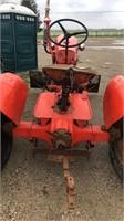 Case VAC Antique Tractor