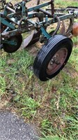2 Bottom Trailer Plow