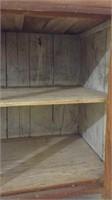 Antique Kitchen Cupboard