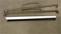 Ping Pong Net, Broom, Projector Screen & More