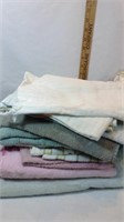 Table Cover, Bath Towels, Hand Towels, Dish Cloths