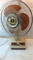 12 Inch Oscillating Fan