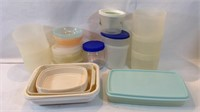 Salt & Pepper Shakers, Storage Containers & More