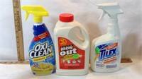 Cleaning Supplies & Insect Fogger