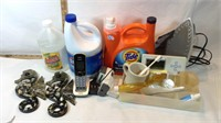 Seahorse Wall Decor, Cleaning Supplies & More