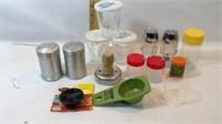 Kitchen Utensils, Ashtray, Salt & Pepper, Rolling