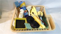 Cleaning Supplies, Cutting Boards, Flatware