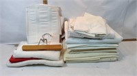 Sheet Sets, Towels & Soft. Back Brace