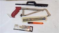 Box of Tools & Pruning Shears