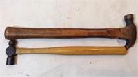 Hammers and Hand Scythe