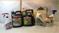 Weed Killer, Deck Cleaner & Tire Cleaner
